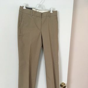 J. Crew factory chino trousers